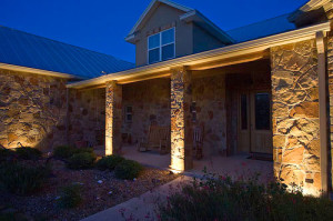 Low voltage outdoor lighting